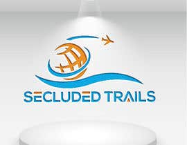 """#33 for Logo for Hiking Blog Needed """"Secluded Trails"""" by shakilhossain509"""