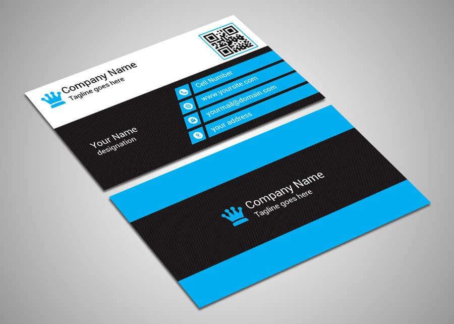 Konkurrenceindlæg #230 for business card