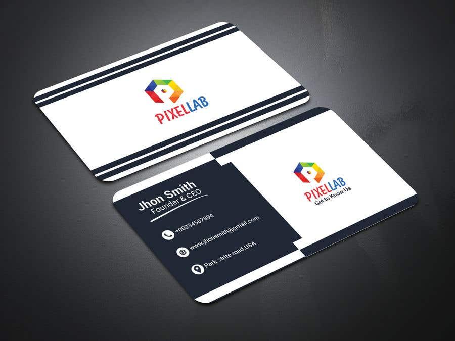 Konkurrenceindlæg #198 for business card