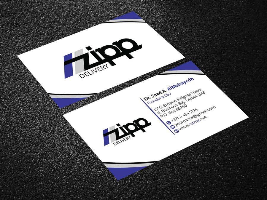 Konkurrenceindlæg #217 for business card