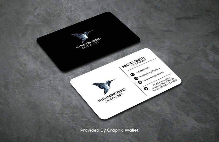 Konkurrenceindlæg #180 for business card