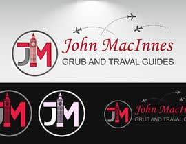 logoclub1 tarafından John MacInnes - Grub and Travel Guides için no 20