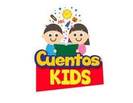 #63 untuk Diseñar logo para canal de videos animados para niños oleh RENIELD