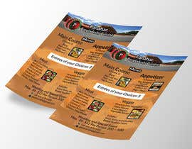 #192 for need a flyer for my restaurant catering by KAKON07