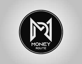 "#71 untuk I need a unique style for my logo ""MR"" ( money route) oleh ahmedspecial1"