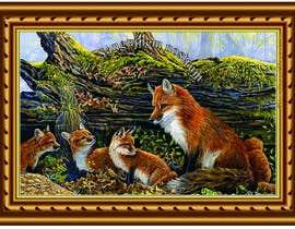nº 176 pour Draw me a Fox par vw8166895vw