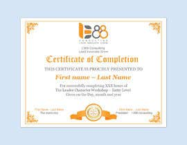 nº 58 pour Certificate of Completion par gsgunjon74