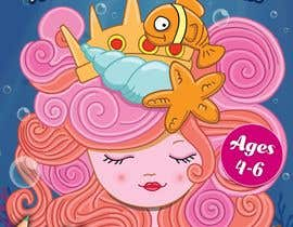 Dineshdsnr tarafından Mermaid Activity Book Cover (Ages 4-6) için no 36