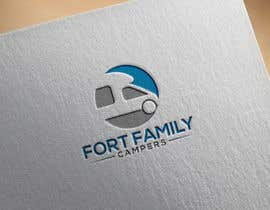 #23 for Logo Design - Fort Family Campers by shahadatmizi