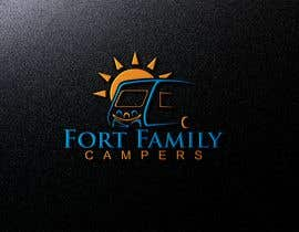 #19 for Logo Design - Fort Family Campers by imamhossainm017