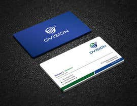 #191 для I need someone that can design the front and back of a very modern and sleek business card for a full stack developer looking to land the job of his dreams. The business card must be very stylish and impressive at first sight. от Uttamkumar01