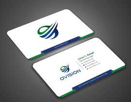 #192 для I need someone that can design the front and back of a very modern and sleek business card for a full stack developer looking to land the job of his dreams. The business card must be very stylish and impressive at first sight. от Uttamkumar01