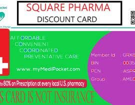 "#10 cho Square Pharmacy Discount Card 3""x3"" bởi shahidulbhatsi3"