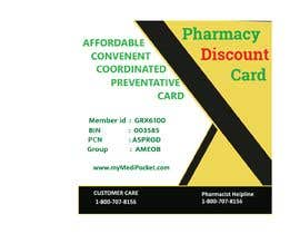 "#12 cho Square Pharmacy Discount Card 3""x3"" bởi shakilaakter549"