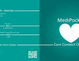 #2 cho Brochure design: unique, half fold for digital healthcare company bởi bokisups