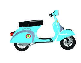 #17 cho Design (draw, model or computer genterate) a motor scooter for me. bởi niloynill512