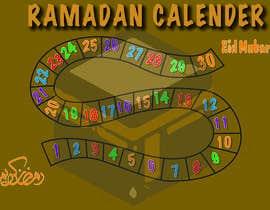#8 untuk Ramadan calendar design oleh sohaibakhtar0001