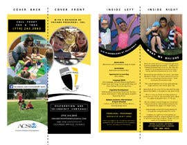 #37 for Create an eye catching pamphlet for a preschool af amirakarmila