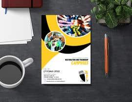 #31 for Create an eye catching pamphlet for a preschool af mindlogicsmdu