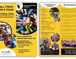 #38 for Create an eye catching pamphlet for a preschool by Hannahyan