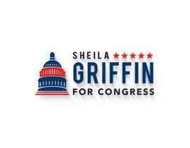 Nro 14 kilpailuun Congress Campaign Logo käyttäjältä dikacomp