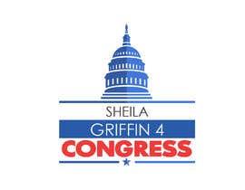Nro 3 kilpailuun Congress Campaign Logo käyttäjältä mehediabir1