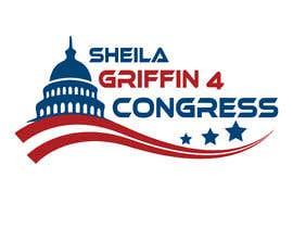 #25 untuk Congress Campaign Logo oleh Romanchisty