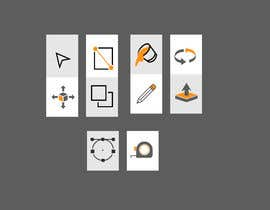 #6 untuk Create 10 icons with same concepts but different design oleh asik01711