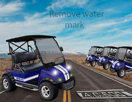 nº 19 pour Photoshop headlights into golf cart par sabbir47