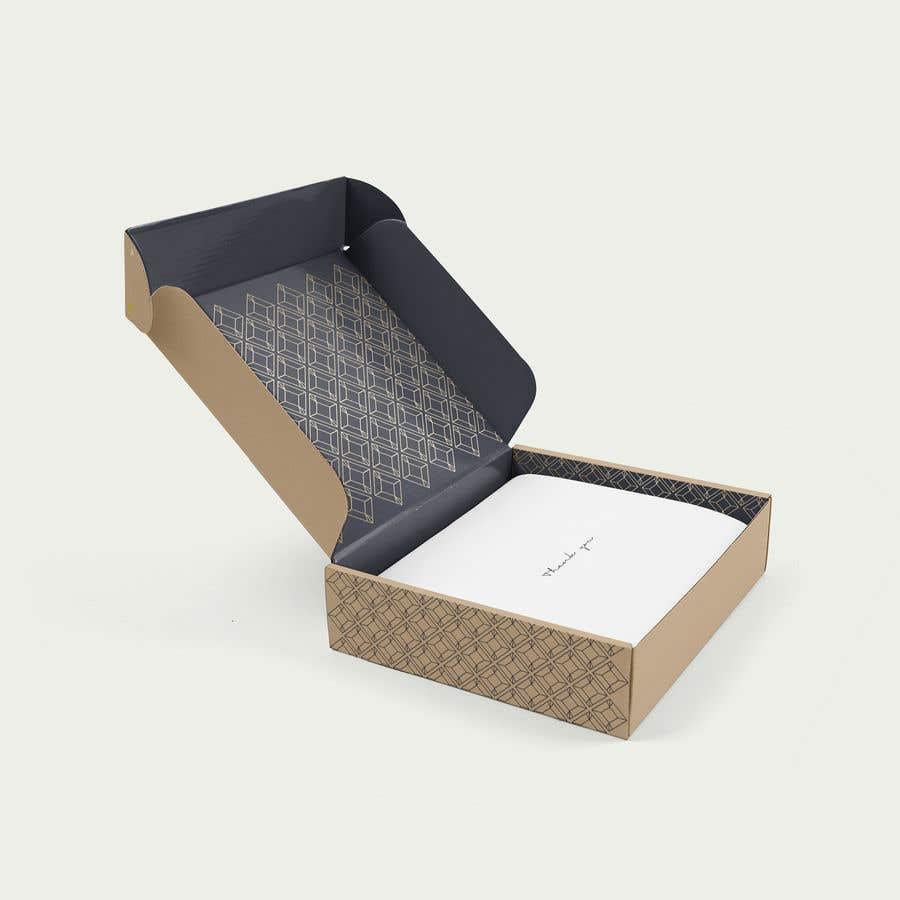 Bài tham dự cuộc thi #23 cho Design Graphic Package for letter box