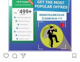 #81 for Create insta post + insta story post for a security company by Creativdesigns2