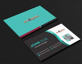#85 для Build visiting card от mohiuddinla76