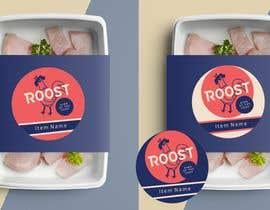 Nro 29 kilpailuun Round label for restaurant käyttäjältä ConceptGRAPHIC