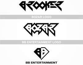 #271 untuk Design 3 special Logos for a Rapper Duo and their Music Brand - first step of big project (many graphics needed) oleh reyryu19
