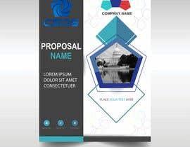 Nro 55 kilpailuun Build me a proposal cover page käyttäjältä kashmirmzd60
