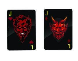 #32 untuk Playing Cards from Hell oleh niloynill512