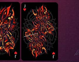 #13 untuk Playing Cards from Hell oleh unsoftmanbox