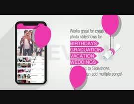 #7 untuk Create an iOS app promo video oleh zaidiw9