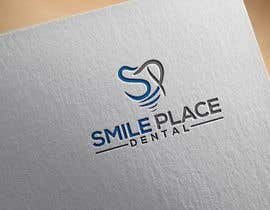 "#405 untuk A logo design for dental office name : "" The Smile Place"" oleh JIzone"