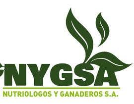 domingomarquez tarafından Imagen corporativa de NYGSA, acrónimo de NUTRIOLOGOS Y GANADEROS S.A. için no 45