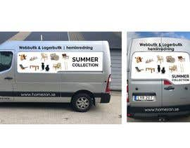 #3 for Design vehicle / van wrap by dewiwahyu