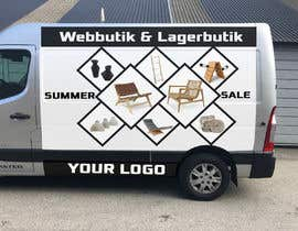 #22 for Design vehicle / van wrap by salehakram342