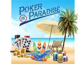 #74 for design poker banner af abdullahsany24