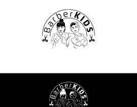 #51 cho Logo for hair salon for kids bởi MaxoGraphics