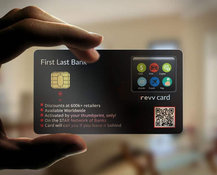 Konkurrenceindlæg #77 for Design a Cool Business Card