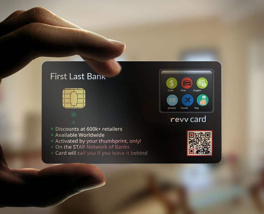 Konkurrenceindlæg #109 for Design a Cool Business Card