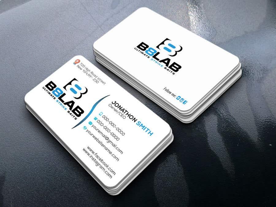 Konkurrenceindlæg #104 for Design a Cool Business Card