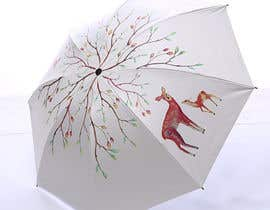 nº 103 pour need for a pattern design for the umbrella in the attached photo par designerjalaludd