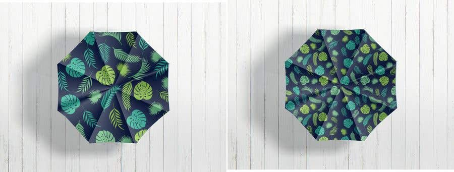 Proposition n°40 du concours need for a pattern design for the umbrella in the attached photo