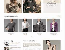 Nro 30 kilpailuun Build two websites that related with Women fashion industry käyttäjältä zahidhasan1524